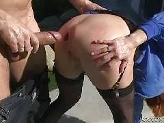 Slurpy Throatsluts #03. Tamra Milan, Karma May