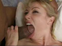 Adrianna Nicole is a hard working lady but she still knows how to party. Shes the type who wouldnt say no to a chance of having a black cock inside her gap. Adrianna hits it off with Shorty Mac and goes to work sucking and fucking his big cock.